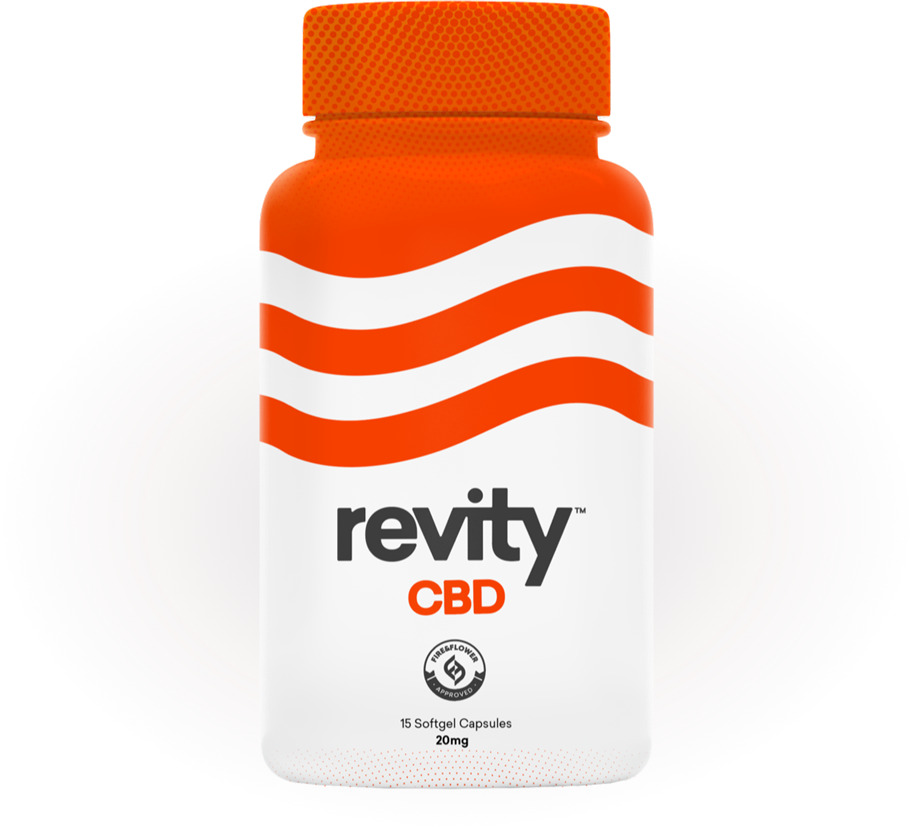 Revity Softgel Capsules product image